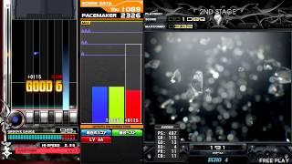 [beatmania IIDX 21 SPADA] 青龍 - Critical Crystal [ANOTHER] (sightread)