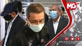TERKINI : Bekas Ketua Perisikan dan Dua Pegawai Kanan ATM Dituduh Rasuah RM3.5 juta