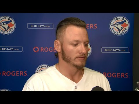 Donaldson plays baseball for love of game, not money