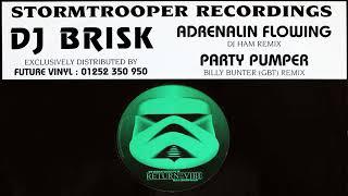 DJ Brisk Vs Rebel Alliance - Party Pumper (Billy Bunter Remix) [HQ] (1/2)