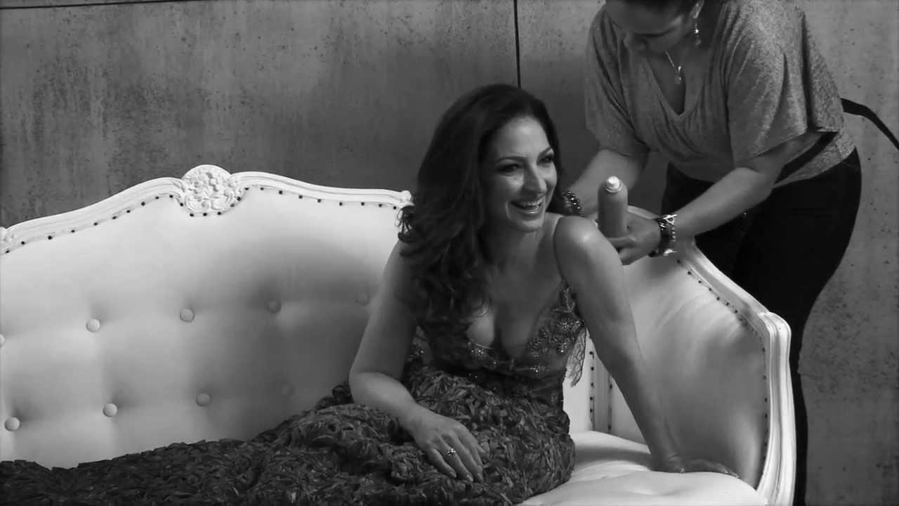 Gloria Estefan Latina Magazine August 2012 Cover Shoot