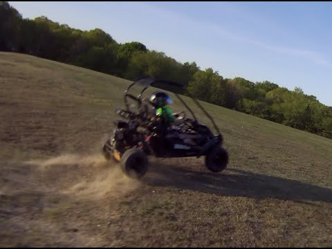 Фото GoKart Quadcopter FPV Chase Video