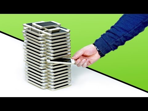 iPhone Jenga