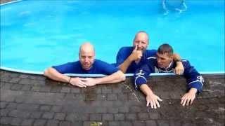 Blaue Husaren Wickrath - Cold Water Challenge 2014