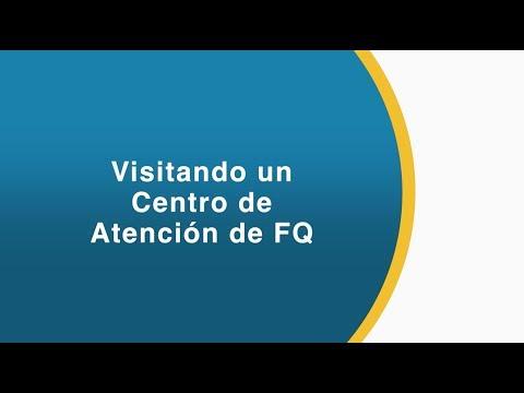 VISITANDO UN CENTRO DE ATENCIÓN DE FQ