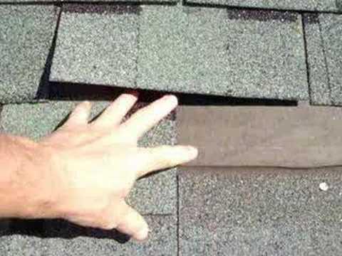 "Md Roof Repair: Shingle ""Blowoff"" Repair in Waldorf Md 20603"