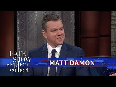 Matt Damon Explains Why 'Good Will Hunting' Has So Much Cursing en streaming