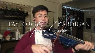 Taylor Swift - Cardigan Violin Cover.