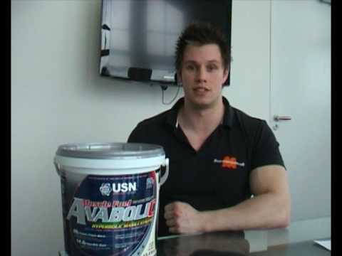 usn muscle fuel anabolic protein review