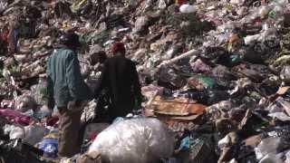 Pepenadores, los buscadores de tesoros reciclables