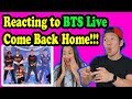 BTS Come Back Home SEO TAIJI 25th Concert REACTION mp3