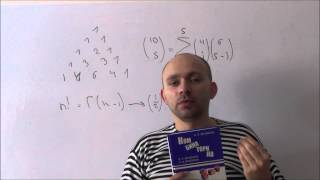 Комбинаторика - Виленкин Н.Я. (обзор учебника)  - как самому изучить комбинаторику