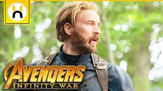 Did Captain America's Strength Increase? | Avengers Infinity War
