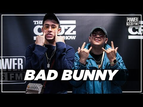 Bad Bunny Entrevista - Future American Collabs, Breaking Barriers, Respect For Radio, And More!