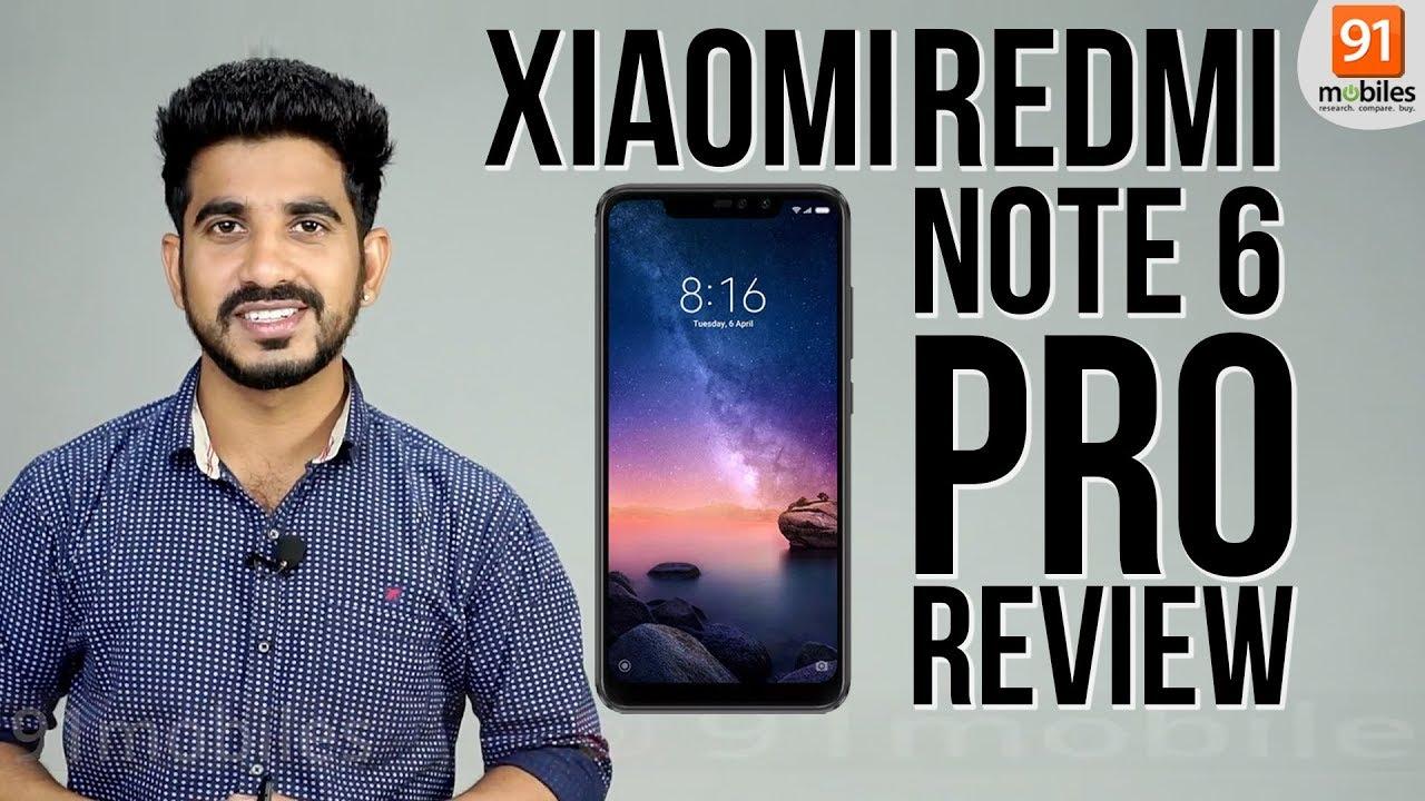 Xiaomi Redmi Note 6 Pro Hindi Review: Should you buy it in India?[Hindi  हिन्दी]