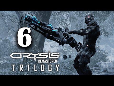 Видео: ЦЕНТР Crysis Remastered полное прохождение трилогии - #6