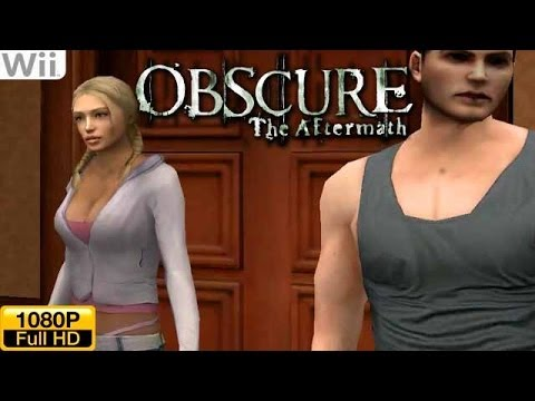 Obscure: The Aftermath - Wii Gameplay 1080p (Dolphin GC/Wii Emulator)
