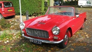 1961 Lancia Appia Convertible Vignale