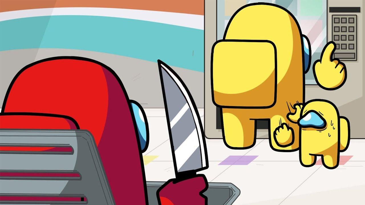 Among Us Logic Movie 4 | Cartoon Animation