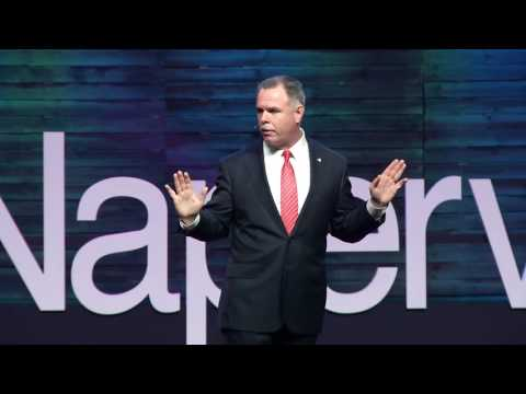 Legal cynicism, the biggest threat to policing | Garry McCarthy | TEDxNaperville