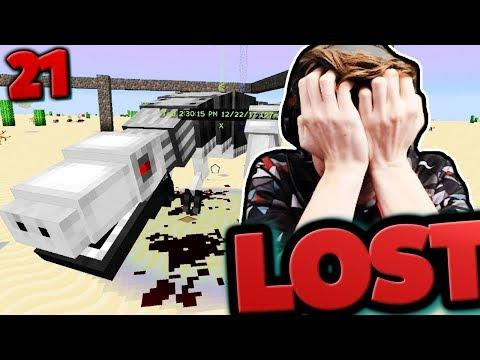 Minecraft LOST #21 | Das bittere Finale | Dner