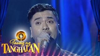 Tawag ng Tanghalan: Jex de Castro | Bukas Na Lang Kita Mamahalin (Round 1 Semifinals)
