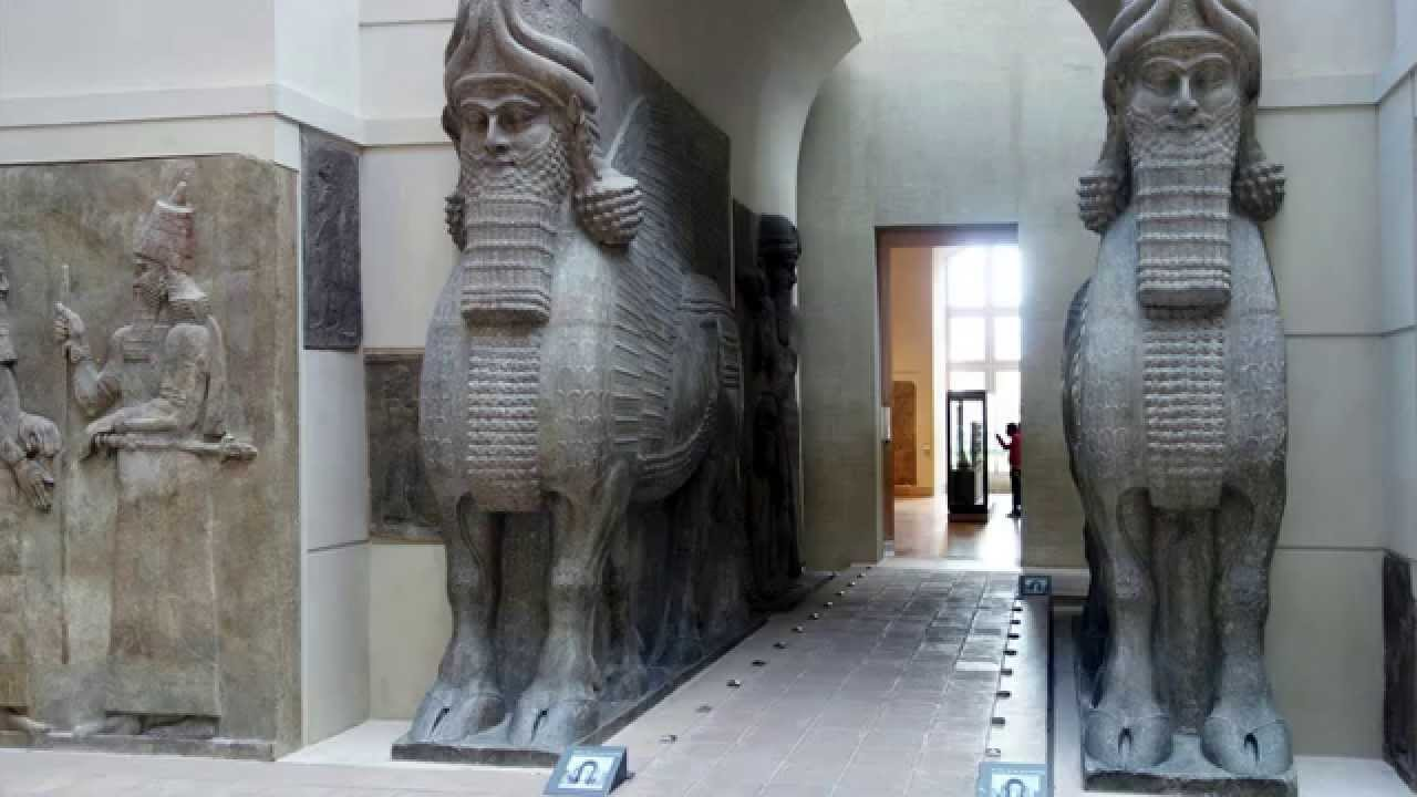 an analysis of the term lamassu in assyrian art Ancient art university of under the reign of two great assyrian kings known as ashurnasirpal ii and sargon ii they even though the lamassu does wear a.