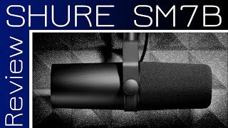 Shure SM7b Mikrofon Test | Review | Deutsch | 2018 | #MadePossibleByYou!