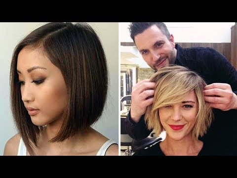 Haircuts for Women with Round Faces & Round Face Haircuts