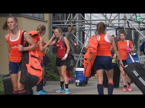 Hier spelen de Oranje Dames de HWL in Brussel!