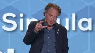 Touching the Future | Ray Kurzweil | SU Global Summit