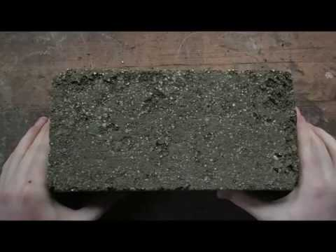 How to make refractory fire bricks for a forge or foundry