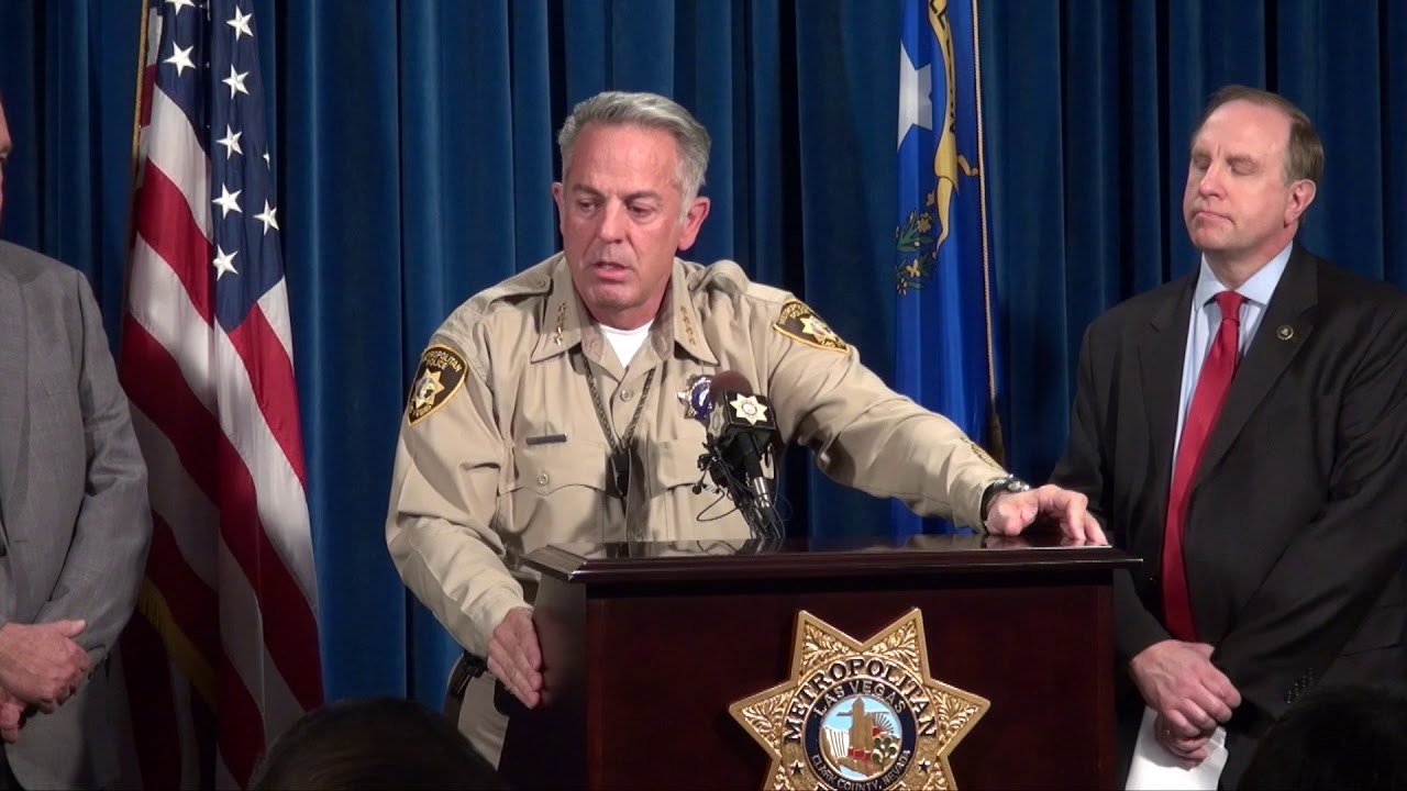 Friday (10/13) Media Briefing on Mass Shooting Incident