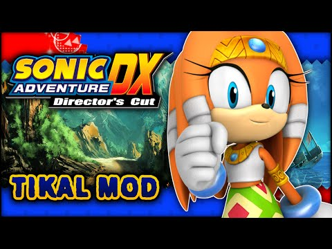 Sonic Adventure DX - Lost World w/ *Real* Dr  Eggman Mod by