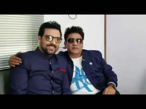 Malkoo Meets Afzal Khan Jan Rambo and Sings Upcoming Song Pindi Wal Mashoor