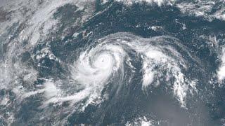 Super typhoon roars toward the Philippines