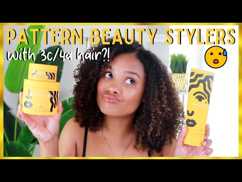 Full Pattern Beauty Review We Need To Talk About These New Styling Products By Tracee Ellis Ross Youtube