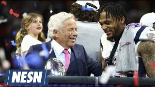Robert Kraft To Host Super Bowl LIII Ring Ceremony At His House