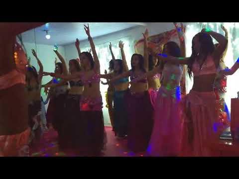 Ya Gahyeb Espaço Patrícia Cavalcante Dança do Ventre Belly Dance Group