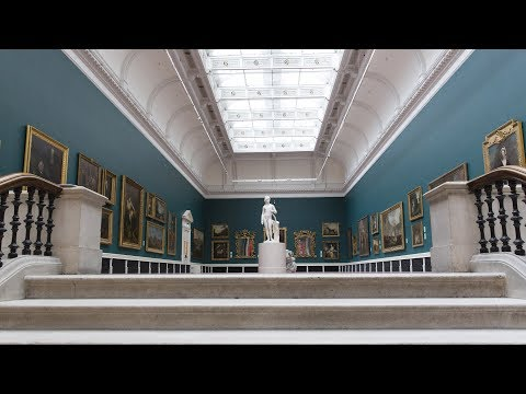 National Gallery of Ireland - Inspiration for the Nation