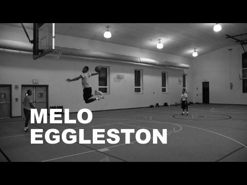 Melo Eggleston Work Out - Coach Godwin Ep: 167