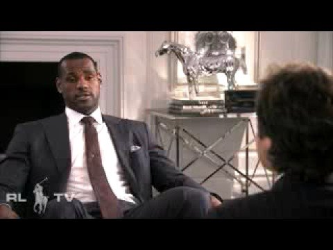 RLTV Interview: LeBron James On Personal Style