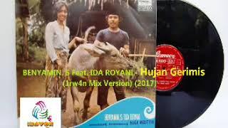 Gambar cover BENYAMIN. S Feat.  IDA ROYANI - Hujan Gerimis (Remix) (2017) [320K]