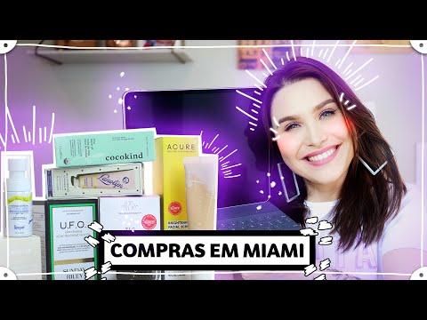 Compras em Miami: novidades de beleza e tecnologia! | Lu Ferreira | Chata de Galocha