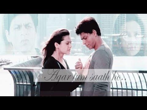 Agar tum saath ho ft. SRK Preity