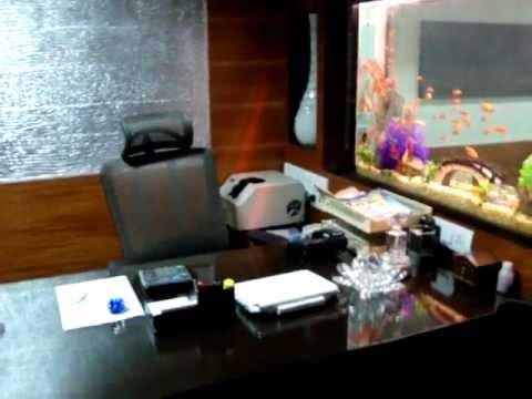 Office Aquarium See Through,in Chennai,Design Jabbar.Aquarium Design India  Chennai Cell:9840717497
