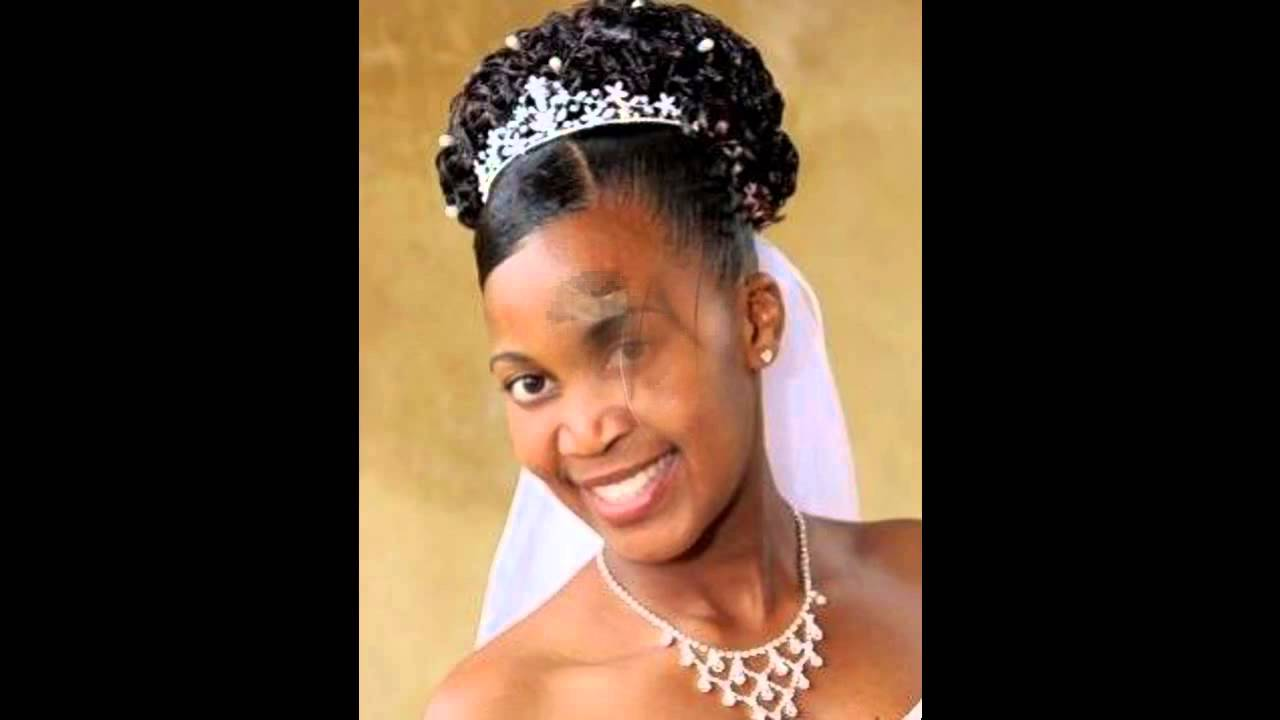 African american hairstyles for weddings - YouTube