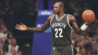My Team NBA 2K15 Gameplay - ON THE CHIN! | NBA 2K15 My Team PS4
