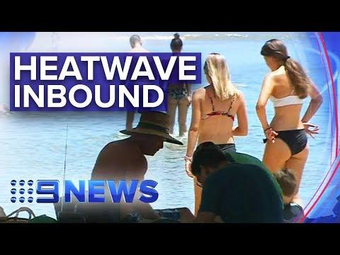 Australia bracing for record breaking extreme heat | Nine News Australia