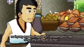 Bible Story: ang apat na magkakaibigan walang kapintasan at matatalino sa lahat ng karunugan